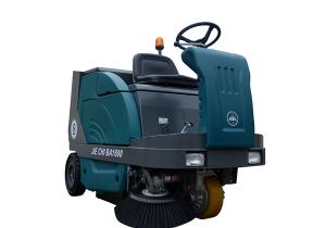 工业驾驶式扫地机