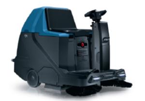 驾驶式智能扫地机