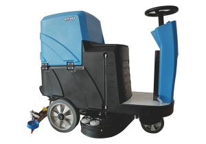 自动驾驶式洗地机