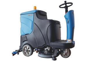 驾驶式智能洗地机